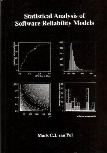 Statistical Analysis Of Software Reliability Models = Statistische Analyse Van Software Reliability...