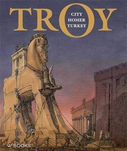 9789040007934: Troy: City, Homer and Turkey