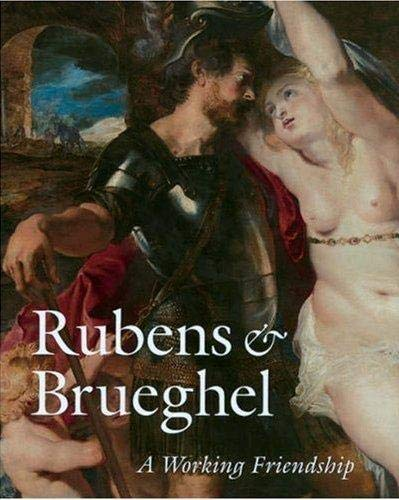 9789040082887: Rubens and Breughel Engelse editie: a Working Friendship