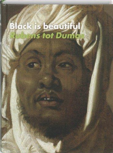 9789040084966: Black is beautiful. Rubens tot Dumas