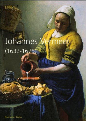9789040088179: Johannes Vermeer 1632-1675 (Rijksmuseum Dossiers)