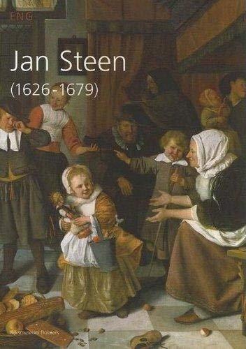 Jan Steen 1626-1679 (Rijksmuseum Dossiers): Wouter Kloek