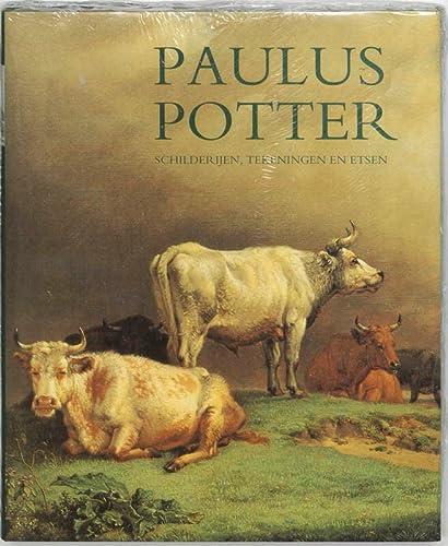 Paulus Potter, Schildrijen, Tekeningen En Etsen: Walsh, Amy, Buijsen, Edwin and Broos, Ben