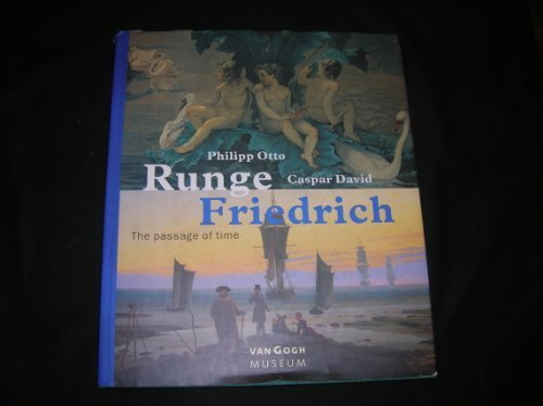 Philipp Otto Runge and Caspar David Friedrich: Hohl, Hanna; Busch,