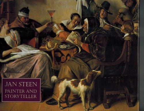 JAN STEEN: PAINTER AND STORYTELLER.: Chapman, H. Perry et al.