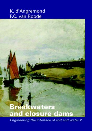 9789040721274: Breakwaters and Closure Dams