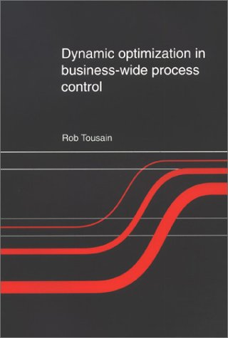 9789040723544: Dynamic optimization in business-wide process control