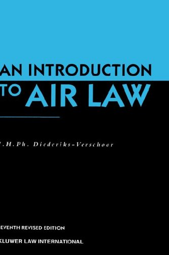 9789041104083: An Introduction to Air Law