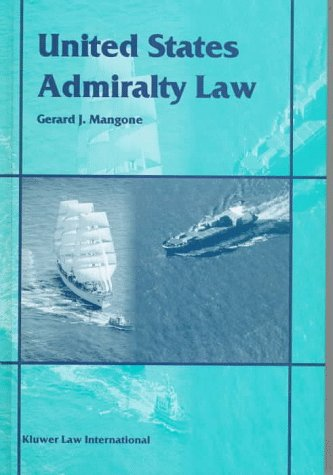 9789041104175: United States Admirality Law