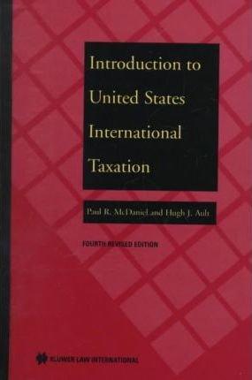 9789041106193: Introduction to United States International Taxation