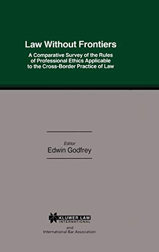 Law Without Frontiers:A Comparative Survey of the: W.E.M. Godfrey