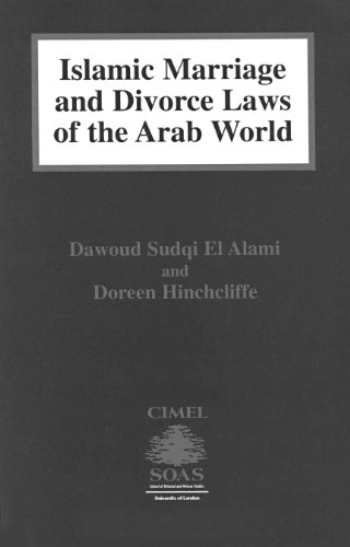 9789041108968: Islamic Marriage and Divorce Laws of the Arab World (Developments in International Law)