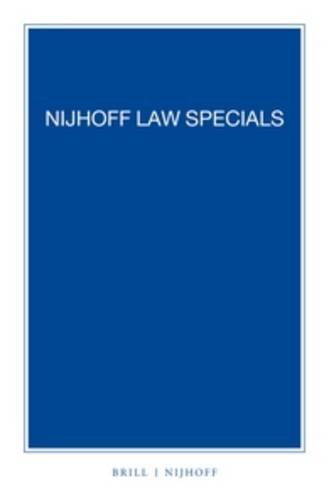 Early Warning and Conflict Prevention:Limitations and Possibilities (Nijhoff Law Specials, 39).: ...