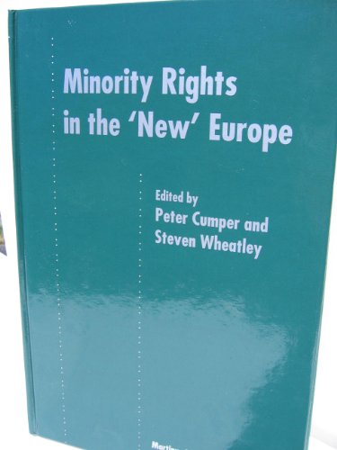 Minority Rights in the New Europe (Hardback)