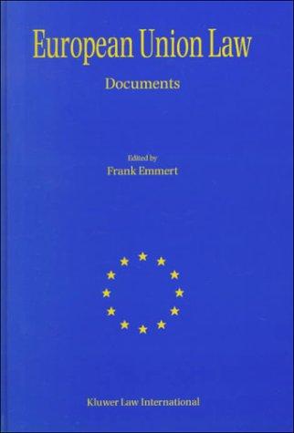 European Union Law: Emmert