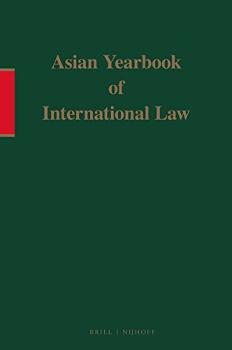 Asian Year Book of International Law 1997 (Hardback): Ko Swan Sik, Surya Subedi