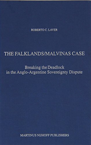 9789041115348: The Falklands/Malvinas Case:Breaking the Deadlock in the Anglo-Argentine Sovereignty Dispute (Developments in International Law)