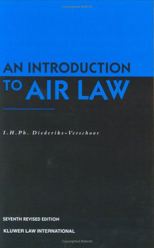 9789041115997: An Introduction to Air Law
