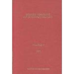 Spanish Yearbook of International Law 1997 (Hardback): Kluwer, Sociacion Espanola De Profesores De ...