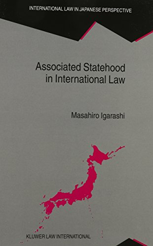 9789041117106: Associated Statehood of International Law (International Law in Japanese Perspective)