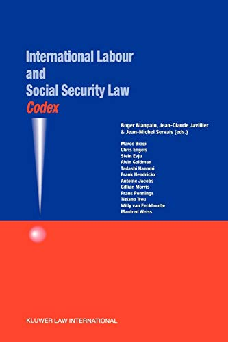 9789041117205: Codex: International Labour and Social Security Law