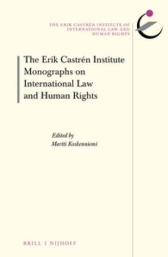 9789041119506: International Law and the Environment:Variations on a Theme (Erik Castren Institute Monographs on International Law and H)