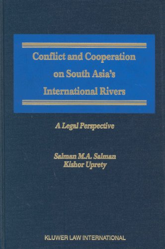 Conflict and Cooperation on South Asia s International Rivers: A Legal Perspective (Hardback): ...