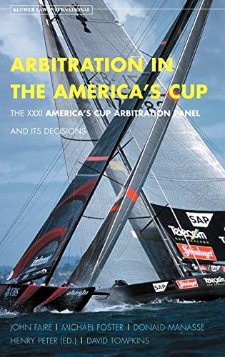 9789041121998: Arbitration in the Americas Cup