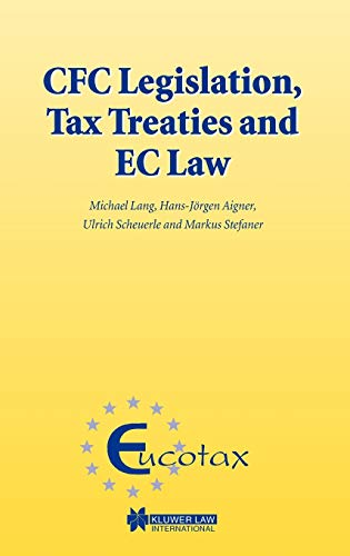 8: Cfc Legislation, Tax Treaties and EC
