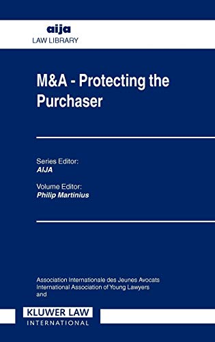 MA: Protecting the Purchaser (Hardback)