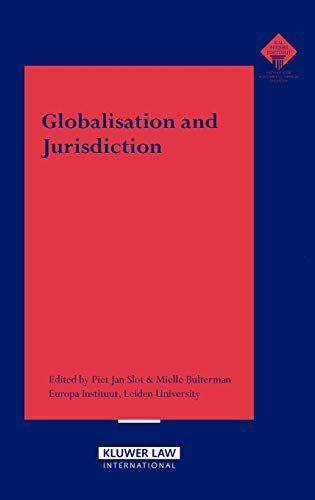 9789041123077: Globalisation & Jurisdiction