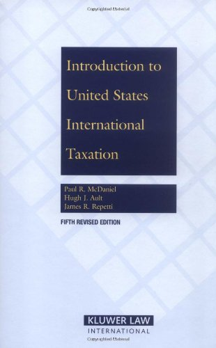9789041123602: Introduction To United States International Taxation