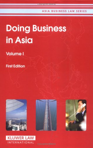 Doing Business in Asia (Hardback): Cch
