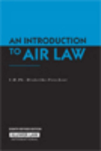 9789041124586: An Introduction To Air Law: Eight Revised Edition