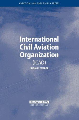 9789041126221: International Civil Aviation Organization (Aviation Law and Policy Series)