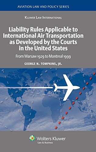 Liability Rules to International Air Transportation as: George , jr.