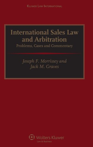 9789041126542: International Sales and Arbitration: Problems, Cases and Materials