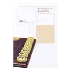9789041126955: Tax Compliance in Greater China: China, Hong Kong, and Taiwan