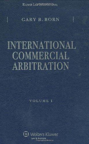 9789041127594: International Commercial Arbitration (2 Volume Set)