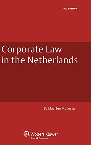 9789041128645: Corporate Law of the Netherlands - 3rd Edition (Dutch Business Law)