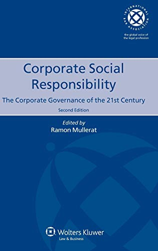 Corporate Social Responsibility: The Corporate Governance of the 21st Century (Hardback)