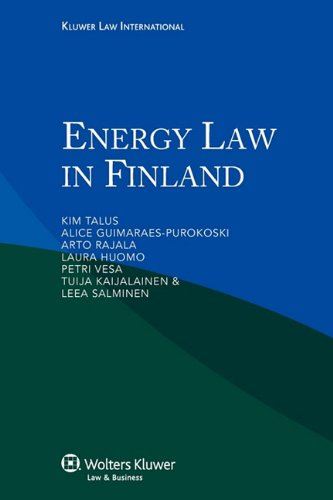 9789041133243: Energy Law in Finland