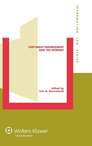 9789041133465: Copyright Enforcement and the Internet (Information Law Series)