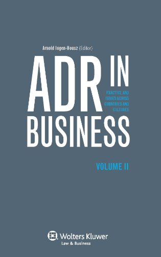 9789041134141: ADR in Business, Volume II