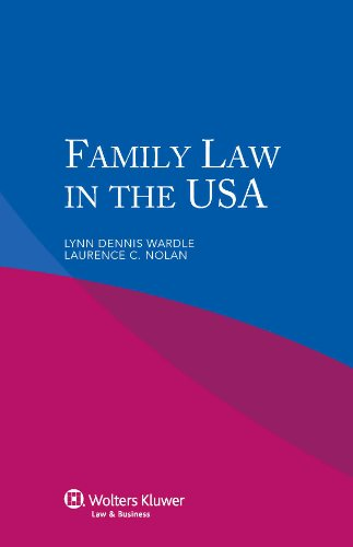 9789041134332: Family Law in the USA