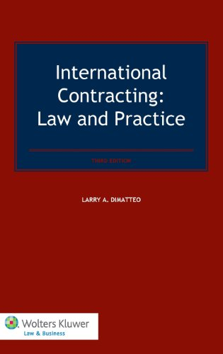 9789041135308: International Contracting. Law and Practice, Third Edition