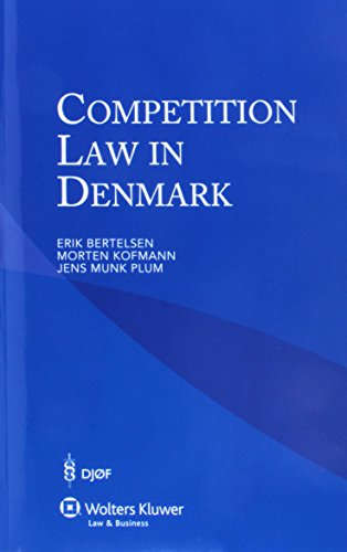 9789041136497: Competition Law in Denmark