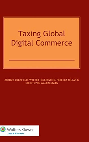 9789041136527: Taxing Global Digital Commerce