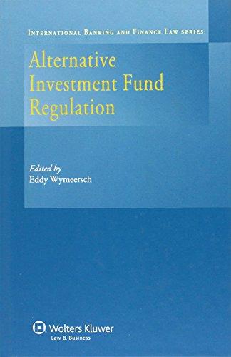 Alternative Investment Fund Regulation