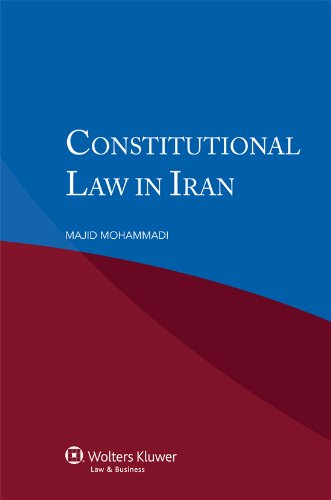 9789041140081: Constitutional Law in Iran